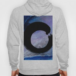 Enso Abstract No. 8C by Kathy Morton Stanion Hoody