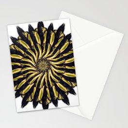 Aureum Bloom - No Background Edit Stationery Cards