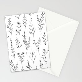 New Wildflowers Stationery Cards