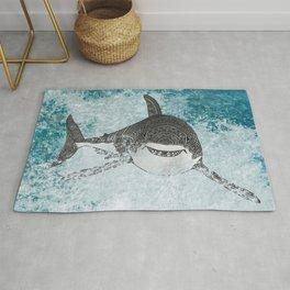 Sharky Rug