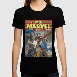 Kamala Khan vs. The Donald T-shirt