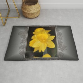 Trumpet Daffodil named Exception Rug