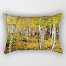 Golden Grove Rectangular Pillow