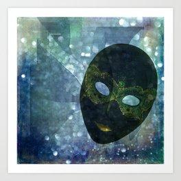 clock face -156- Kunstdrucke
