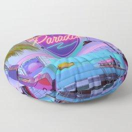 Paradise Wave Floor Pillow