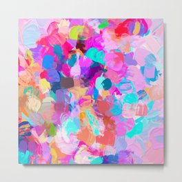 Candy Shop #painting Metal Print