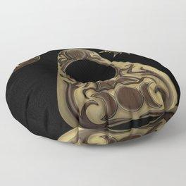 Ouija Board Planchette Floor Pillow