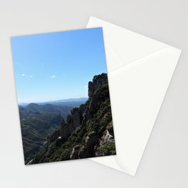Montserrat Mountain View Stationery Cards