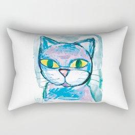 Kitty 3 Rectangular Pillow