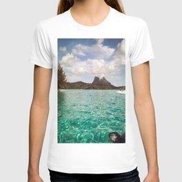 Bora Bora Tahiti, Take Me on a Jet Ski T-shirt