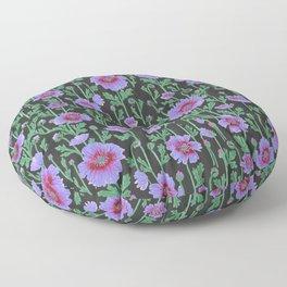 Poppies Poppies -BKBG Floor Pillow