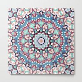 Geometric ornament 19 Metal Print
