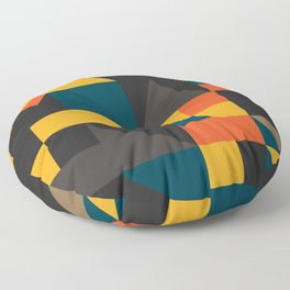Aztec Geometeric Floor Pillow