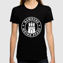 Hamburg - meine Stadt T-shirt