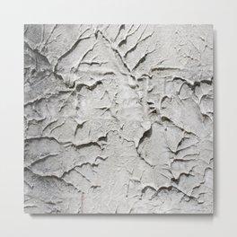 Design [2] An Abstract, Textured Piece Metal Print