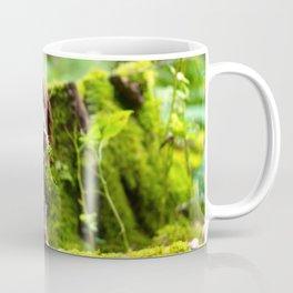 #Funny #english #cocker #spaniel #lady Coffee Mug
