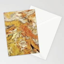 The impossible rocks Stationery Cards