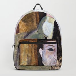 Amedeo Modigliani - Paul Guillaume - Digital Remastered Edition Backpack