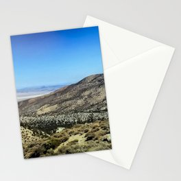 Crystal Mountain on the Pacific Crest Trail Stationery Cards