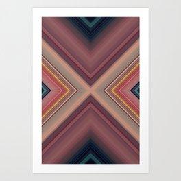 Rachel Skin Art Print