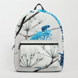 YELLOW WILD-FLOWERS of Sicily Backpack