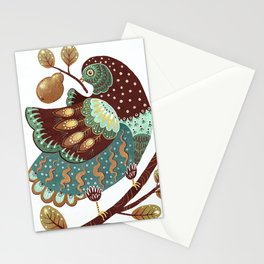 A Partridge In A Pear Tree II Stationery Cards