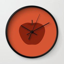 Apple 12 Wall Clock
