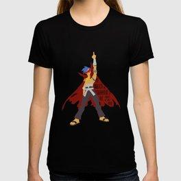 Kick reason to the curb! T-shirt