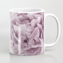Mauve Peonies Dream #1 #floral #decor #art #society6 Coffee Mug