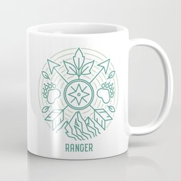 Ranger Emblem Coffee Mug