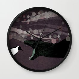 food chain 5 Wall Clock
