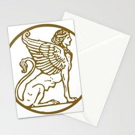 ForteFemme Sphynx - image only 2 Stationery Cards