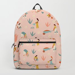 Garden of dreamers Backpack