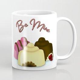 Be Mine Valentine's Day Candy Coffee Mug