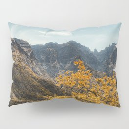 Fall in the mountains Pillow Sham