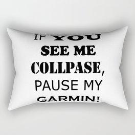 garmin Rectangular Pillow