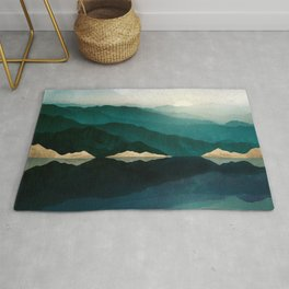 Waters Edge Reflection Rug