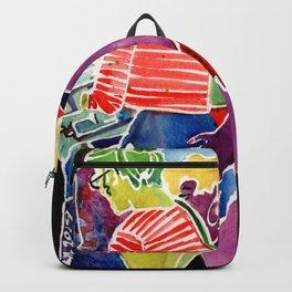 Gamer Girl Love Backpack