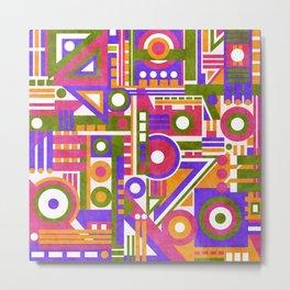 Sync Metal Print
