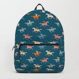 Naked derby dark blue Backpack
