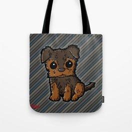 Troy - Silky Terrier Tote Bag