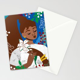 Narcissus in December Stationery Cards