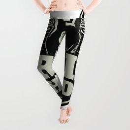 Train Hard Leggings