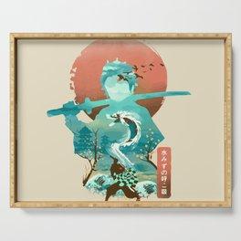 DS- Kimetsu no naiba - nezuko , insure, Zenitsu, Tanjiro, KNY Serving Tray
