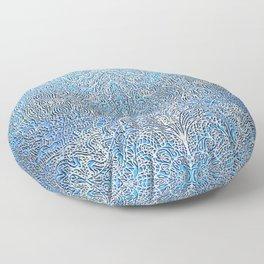 Mehndi Ethnic Style G341 Floor Pillow