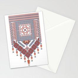 Tatreez pattern Stationery Cards
