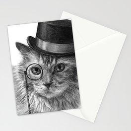 Monsieur Mack Stationery Cards