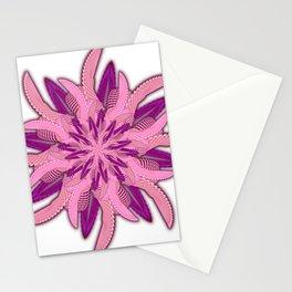 Flamingo - No Background Edit Stationery Cards