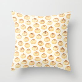 Little Bao Throw Pillow