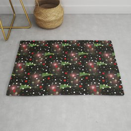 Magical Christmas Rug